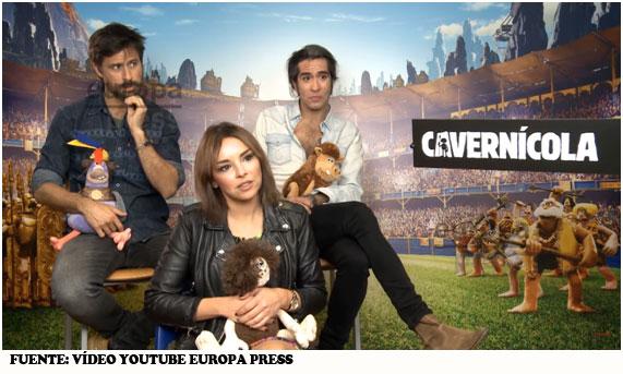 personajes cavernicola