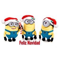 Minions Navidad