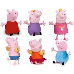 Peppa Pig y George Peluches Summer