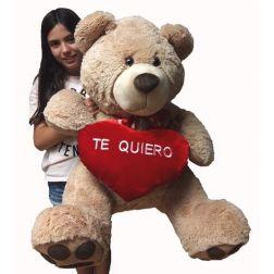 Osito Gigante Corazón Te Quiero