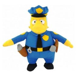 Peluche Policia Clancy Simpsons