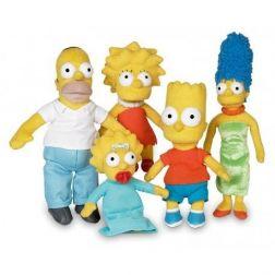 Peluches Familia Simpson