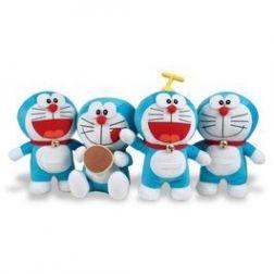 Peluche Doraemon 24 cm.