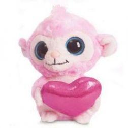 Peluche Luvee Monkey Pink