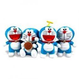 Peluche Doraemon 40 cm.